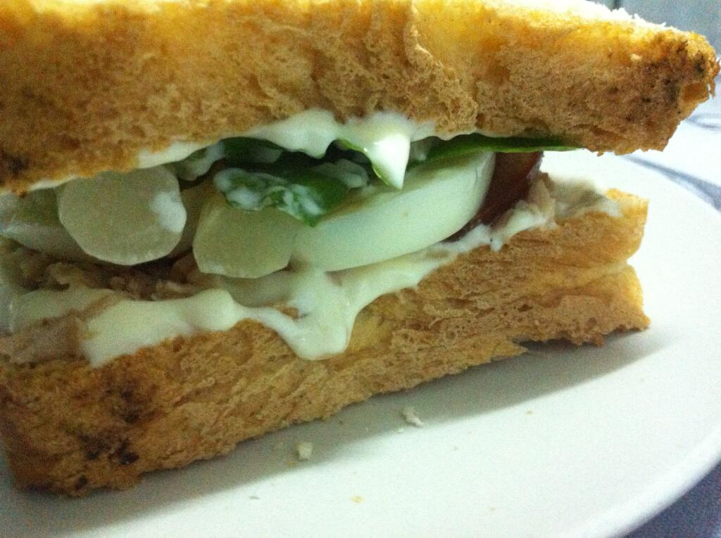sanwich vegetale